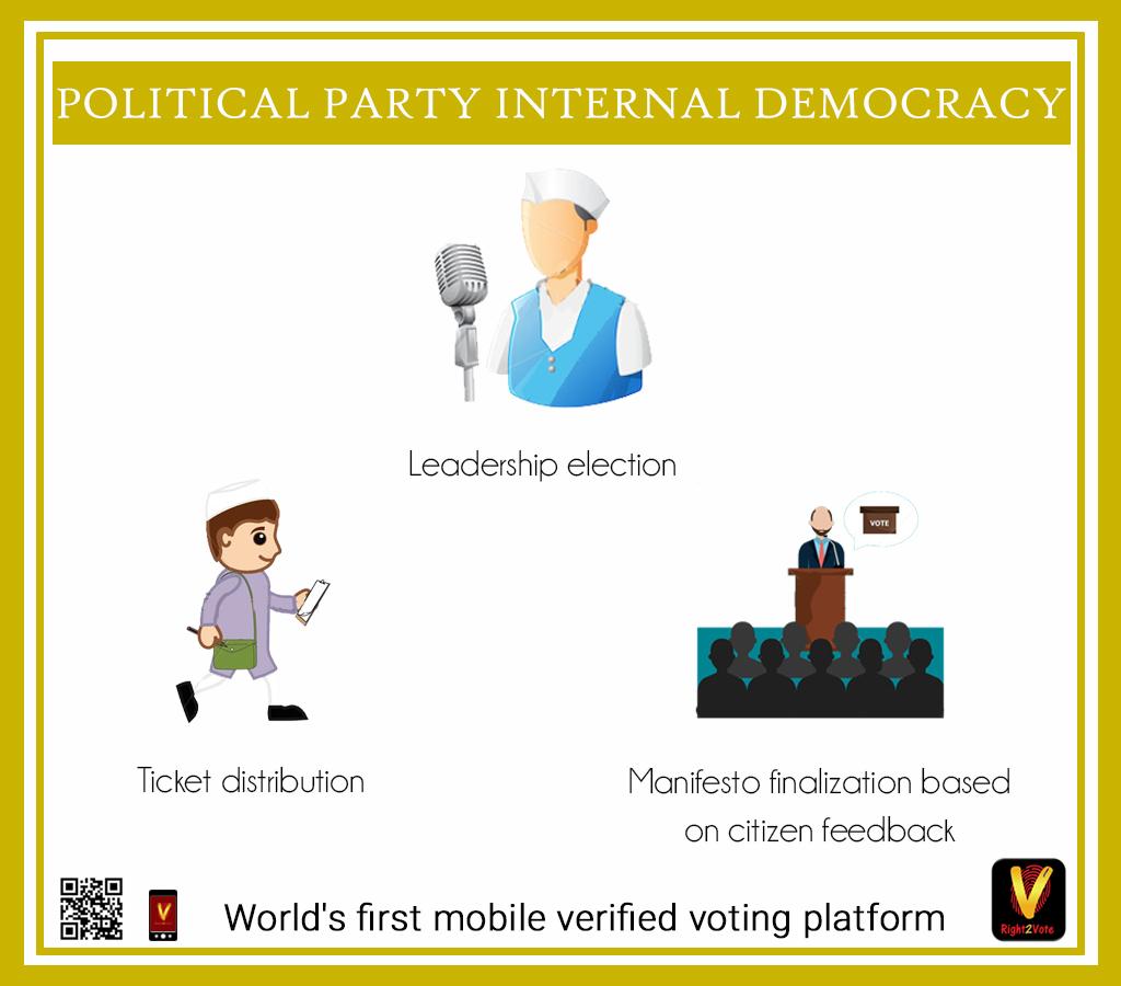 Political Party Internal Democracy