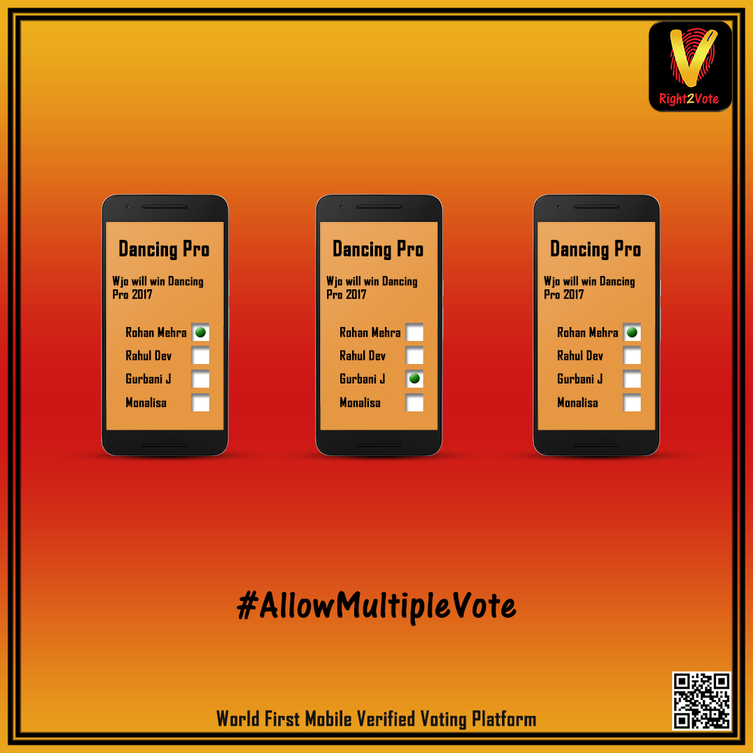 Allow Multiple Votes