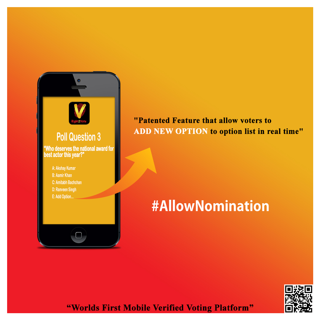 Allow Nomination