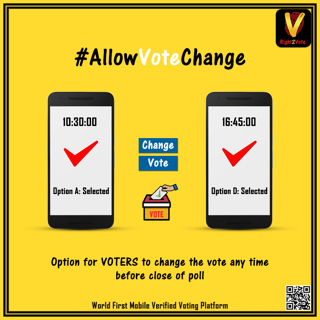 Allow Vote Change