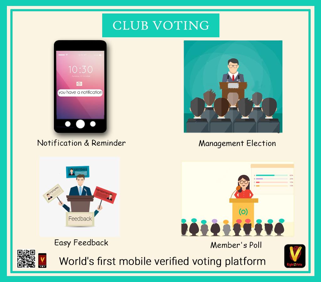 Club Election Right2Vote