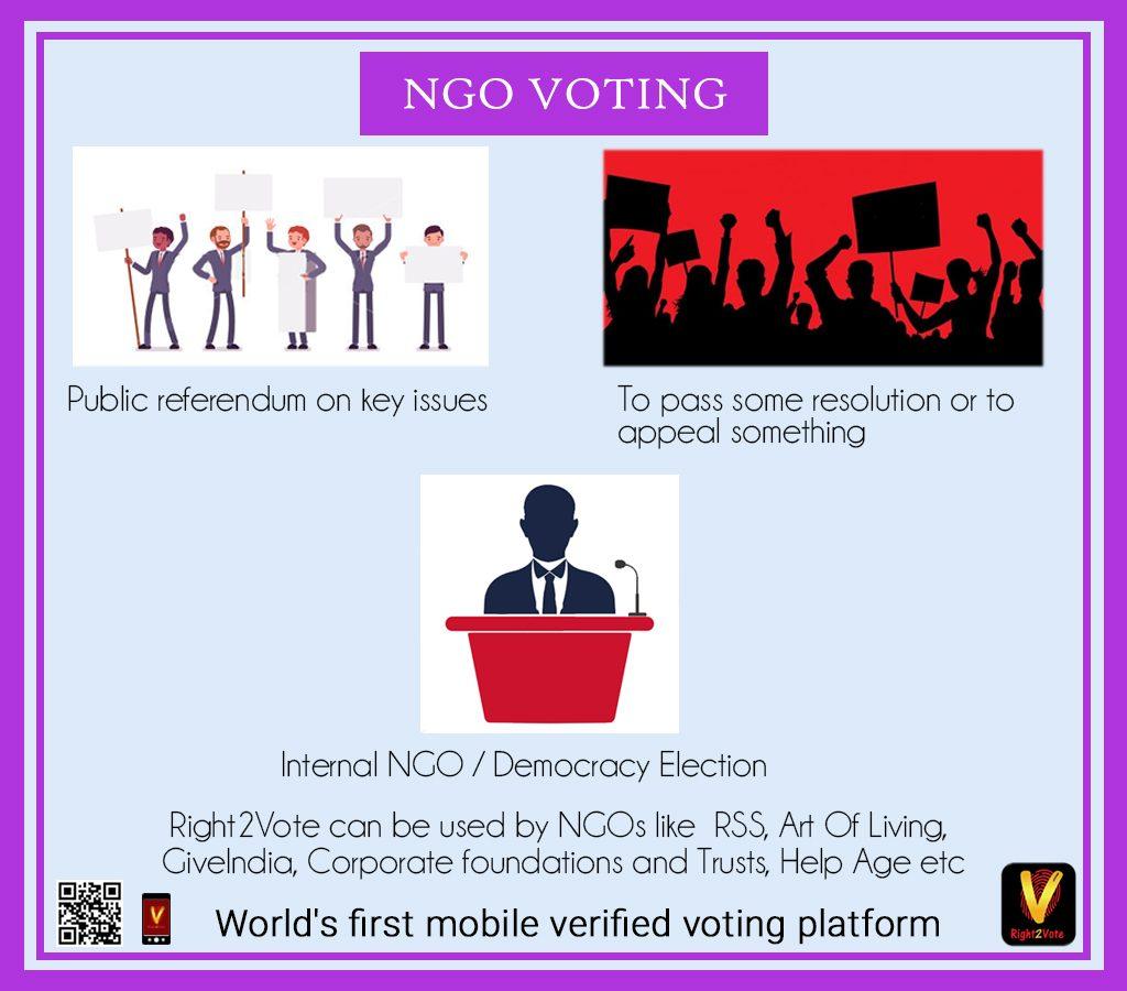 NGO Voting