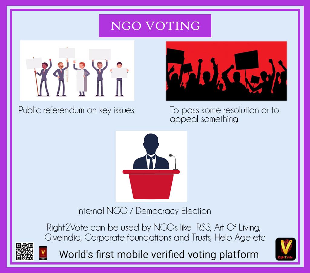 NGO Election Right2Vote