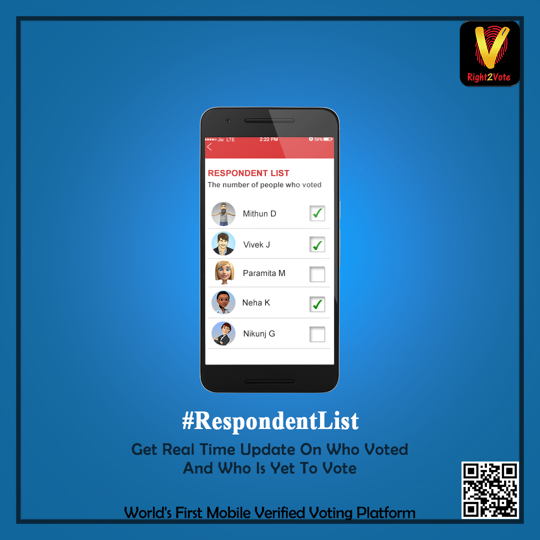 Respondent List