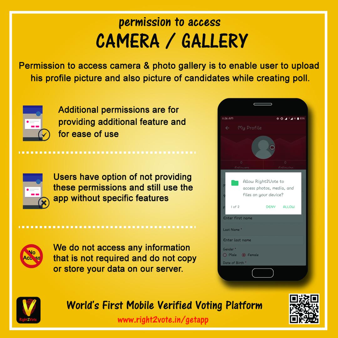 Camera Photo Gallery